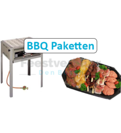 BBQ pakketten all-in