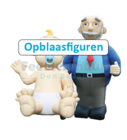 Opblaas figuren