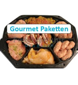 Gourmet pakketten all-inn